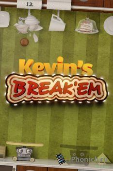 Игра Kevin's BREAK'EM для iPhone