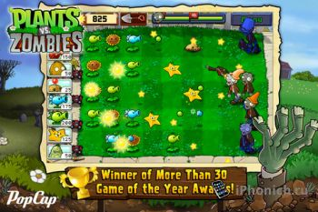 Plants vs. Zombies - лаурят более 30 наград