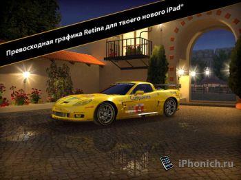 Игра для New iPad и iPad 2 Real Racing 2 HD