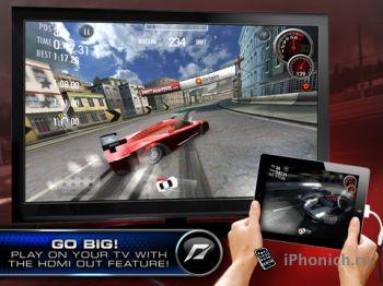 Игра для iPad SHIFT 2 Unleashed HD