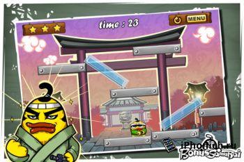 Bonus Samurai для iPhone