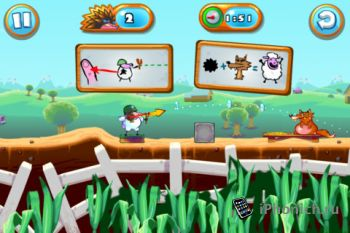 Игра Saving Private Sheep 2 для iPhone и iPad