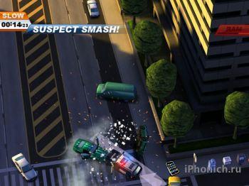 Боевик Smash Cops для  iPad и iPhone