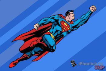 Superman  на iPhone и iPad HD