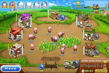 Веселая Ферма 2 для iPhone
