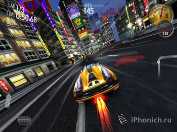 Need for Speed Shift для iPad