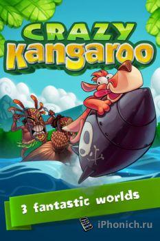 Crazy Kangaroo - от создателей игр Doodle Fit и Monster Shooter