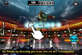 Red Bull X-Fighters 2012 для iPhone и iPad