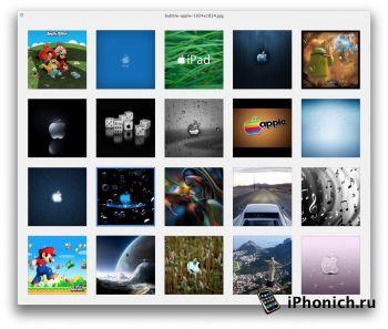30 обое HD качества для iPad 2 и New iPad 3