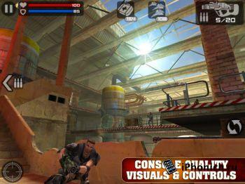 Frontline Commando для iPhone и iPad