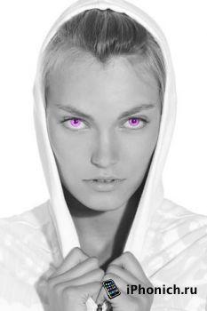 Eye Colorizer iPhone