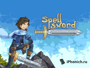 Платформер Spellsword (iPhone, iPad)