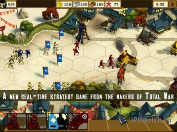 Стратегия Total War Battles для iPhone и iPad