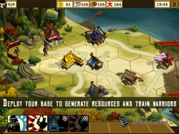 Стратегия Total War Battles для iPhone и iPad