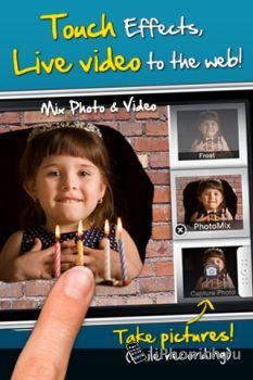 Qik Video Camera -  Приложение очень удобное!