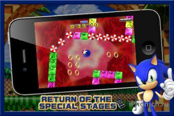 Sonic The Hedgehog 4™ Эпизод I на iPhone