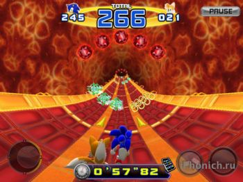 Платформер Sonic The Hedgehog 4™ Episode II для iPhone и iPad