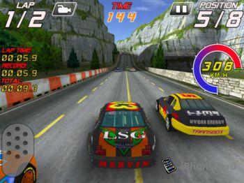 Speedway Racers - гонки для iPad и iPhone