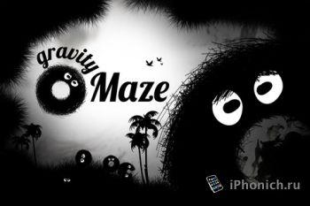 Головоломка Gravity Maze для iPhone и iPad