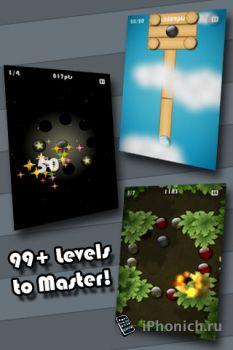 Игра Pling Plong 2 для iPhone