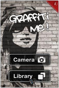 Graffiti Me! - создания граффити из фото