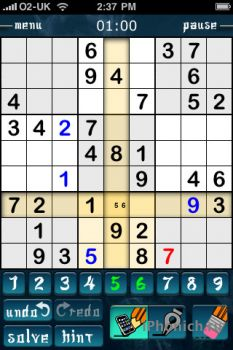 Sudoku Magic ★ The Ultimate Sudoku App iPhone