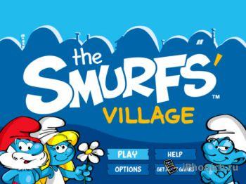 Smurfs' Village - Смурфики игра для iPad и iPhone