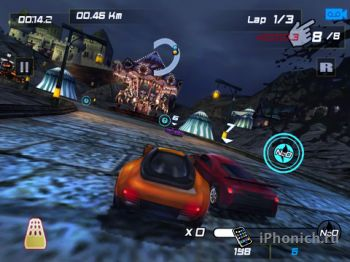 Apex Of The Racing - гоночная игра для iPhone и iPad