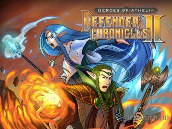 Defender Chronicles II: Heroes of Athelia - iPad RPG №1 в 30 странах