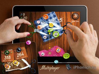 Cut the Buttons - Игра отличная! Не надоедает!