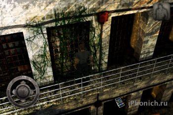Игра на iPhone Fallen EP-1