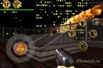 Игра на iPhone Duke Nukem 3D