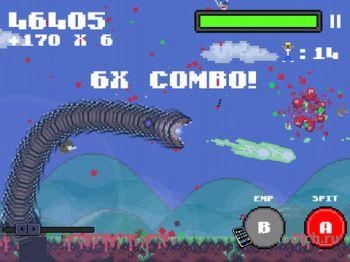 Super Mega Worm - Скайрим и Дота отдыхает!