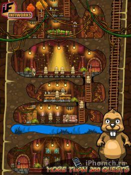 Стратения Mole Kingdom для iPhone и iPad