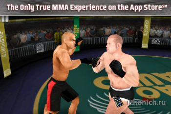 MMA by EA SPORTS™ на iPhone