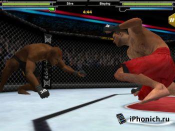 UFC® Undisputed™ 2010 для iPhone и iPad