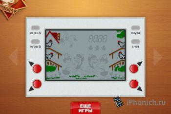 Игра на iPhone Made in USSR / iElektronika