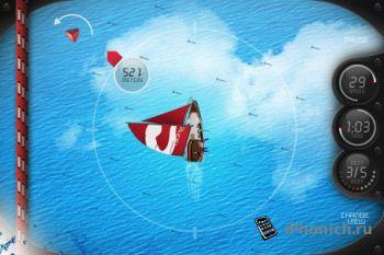 Caribbean Racing Sailing multiplayer на iPhone