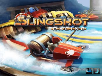 Slingshot Racing - новая гоночная аркада