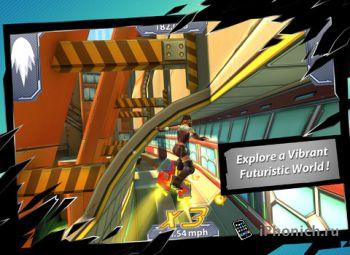 Axon Runners - спортивный симулятор