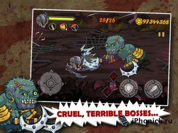God of Fight - игра отличная но короткая