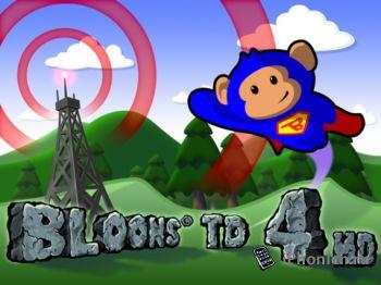 Bloons TD 4 для iPhone и iPad