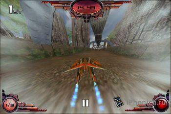 Гонки Future Racer для iPhone