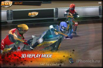 Speedway GP 2012 - симулятор спортивных мотогонок.