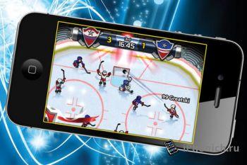 Hockey Pro! - симулятор хоккея