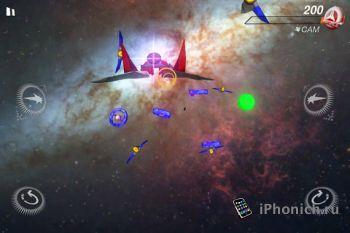 WingForce - космическая леталка