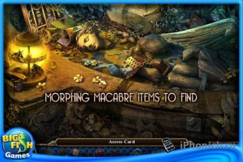 Macabre Mysteries: Curse of the Nightingale (Full) - завораживающая игрушка