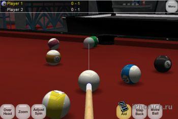 Virtual Pool Online - виртуальны бильярд онлайн