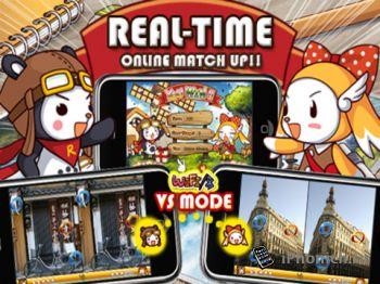 Battle Spot - игра для iPhone / iPad (ipa)