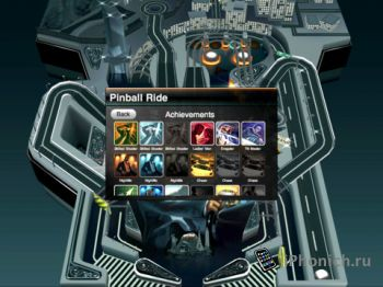 Pinball Ride Unlimited - красивый 3D пинбол для iPhone / iPad
